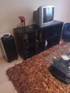 נכסים ביוון- דירת שני חדרים להשקעה בסלוניקי ביוון - סלון