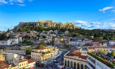 """נדל""""ן באתונה להשקעה מיידית"""